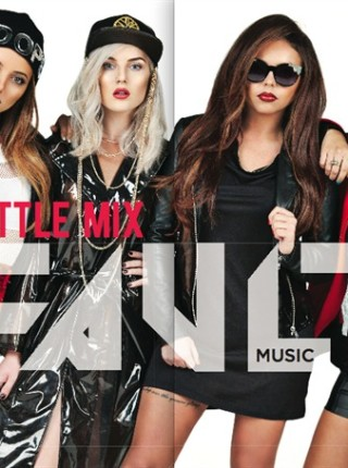 Little Mix wears Jayne Pierson